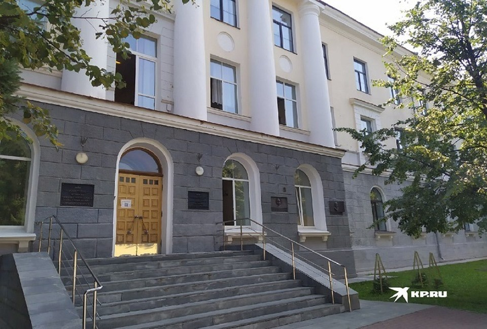 ЧП произошло в здании, расположенном на Софьи Ковалевской,18
