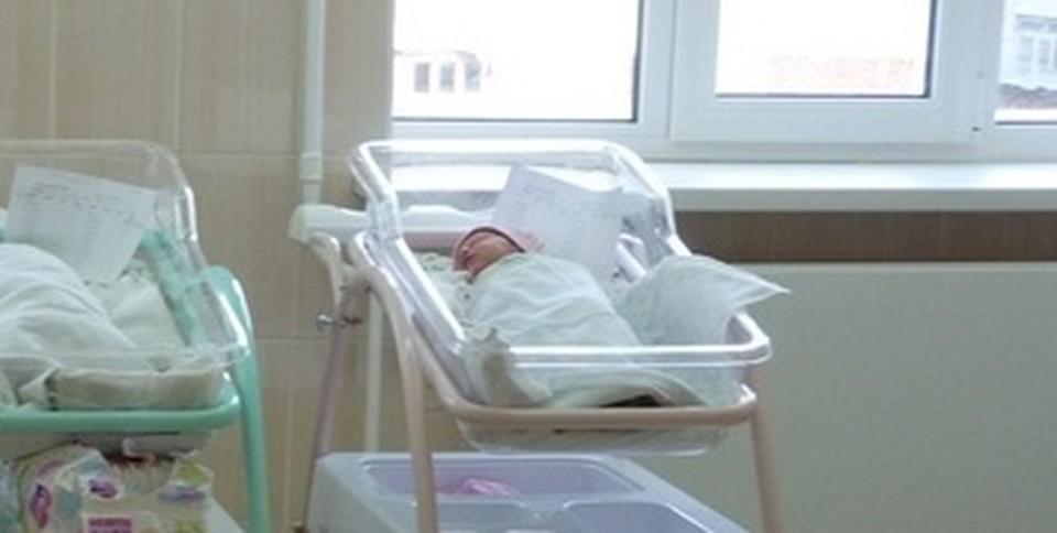 У пары родился мальчик