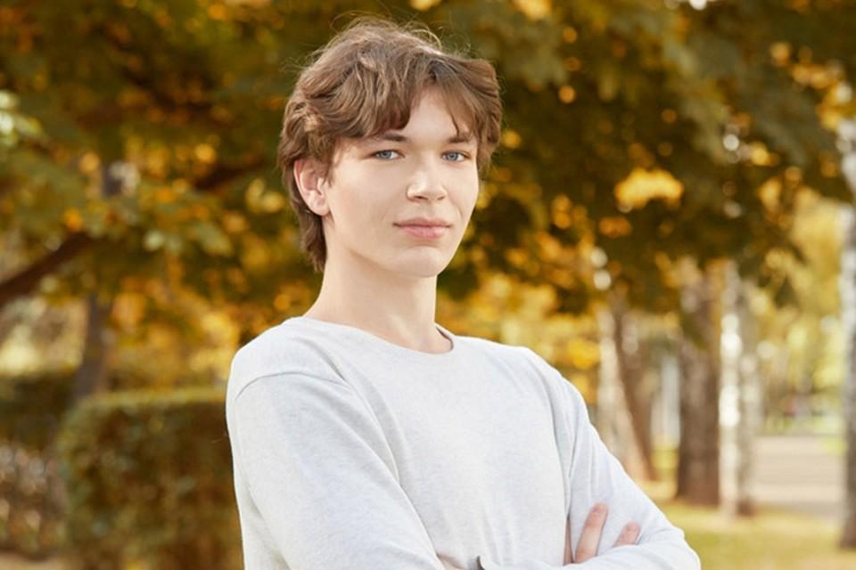 Семнадцатилетний Даниил Максимов рассказал, как готовился к экзаменам