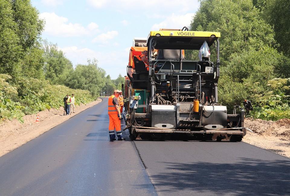 Дорога будет отремонтирована на всем протяжении