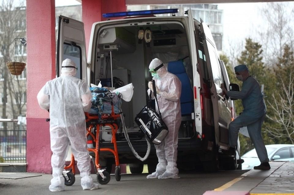Актуальные данные по коронавирусу в Волгоградской области