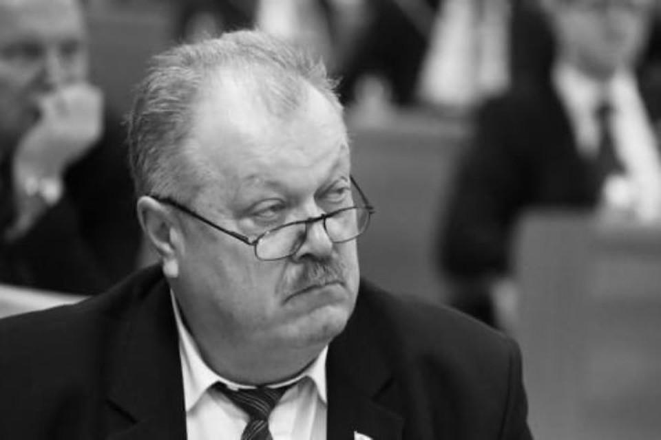 Евгений Георгиевич был депутатом областной думы с 2000 по 2018 год. Фото: со страницы ВКонтакте Дениса Добрякова