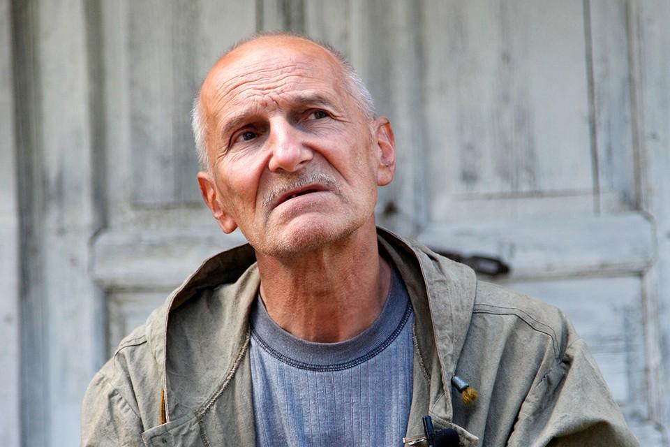 Музыкант и актер Петр Мамонов в критическом состоянии.