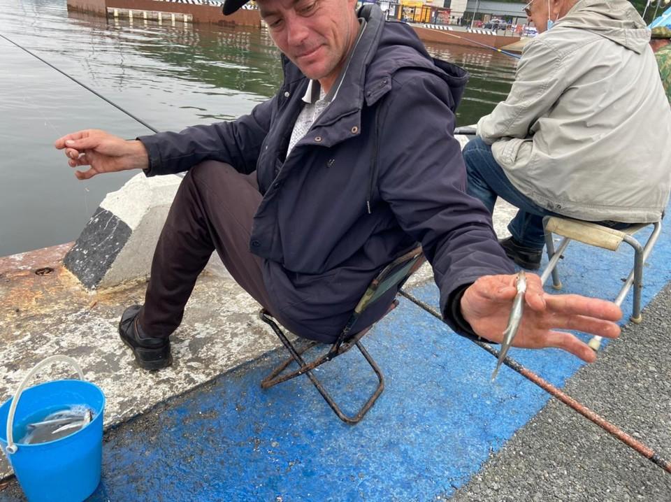 День рыбака для приморцев – особый праздник. Фото: КОРСАКОВА Екатерина