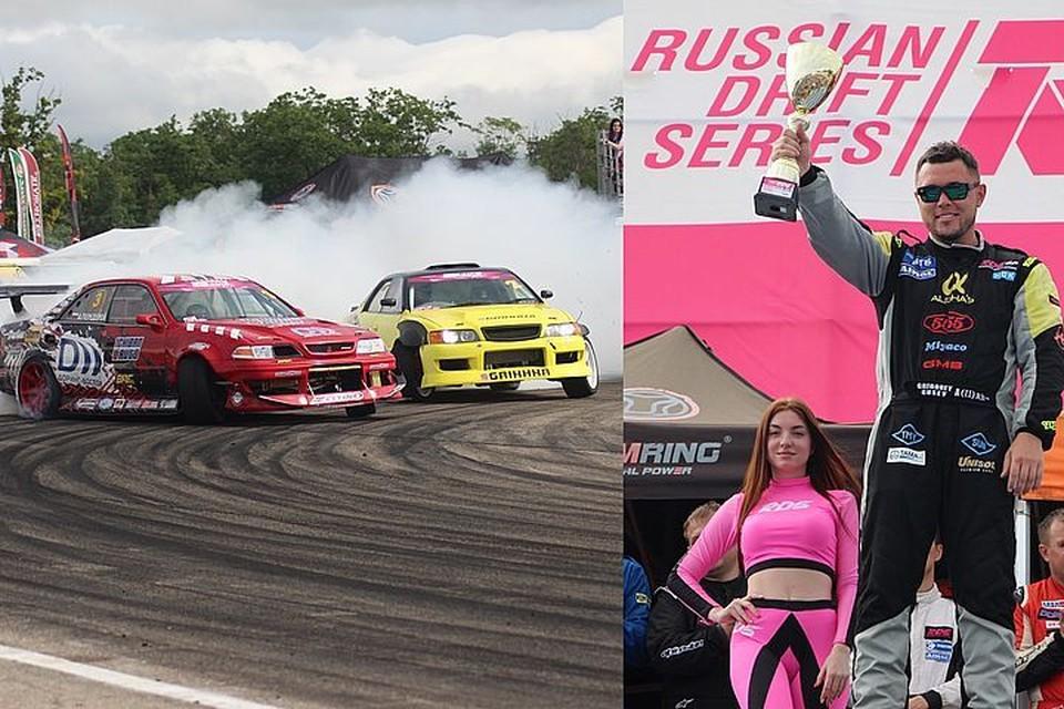 Победителем третьего этапа RDS Asia стал Григорий Гусев.