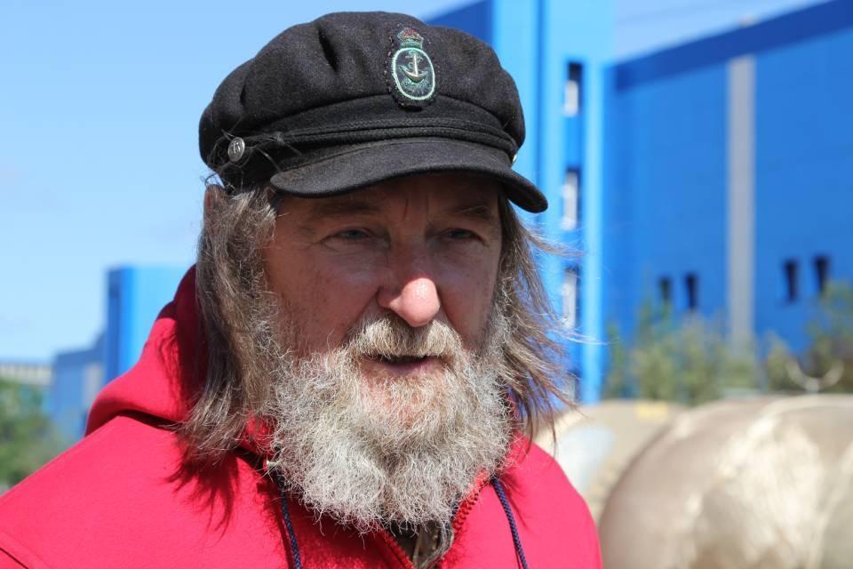 """Федор Конюхов две недели проведет на Северном полюсе. Фото: """"Атомфлот"""""""