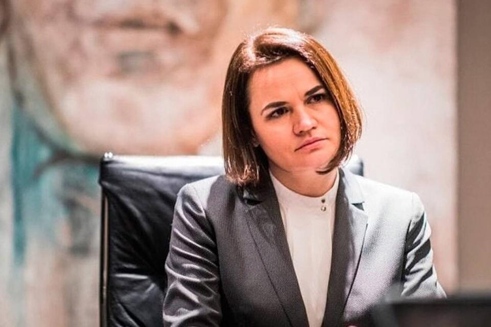 Генпрокуратура Беларуси считает, что отказ Литвы в выдаче Тихановской не имеет под собой правовых оснований. Фото: Telegram-канал Светланы Тихановской