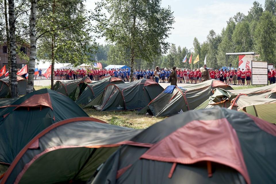 В лагере имени Федора Охлопкова открыли специальную смену. Фото: предоставлено ПТО