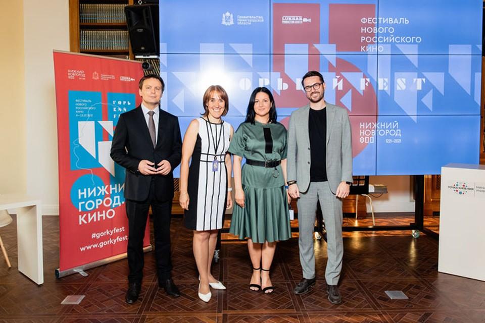 В Мининском университете открылась киношкола «Горький Film».