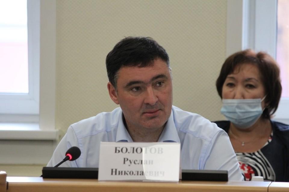 Инициативу Руслана Болотова об увеличении финансирования Иркутска из регионального бюджета рассмотрели в ЗС.