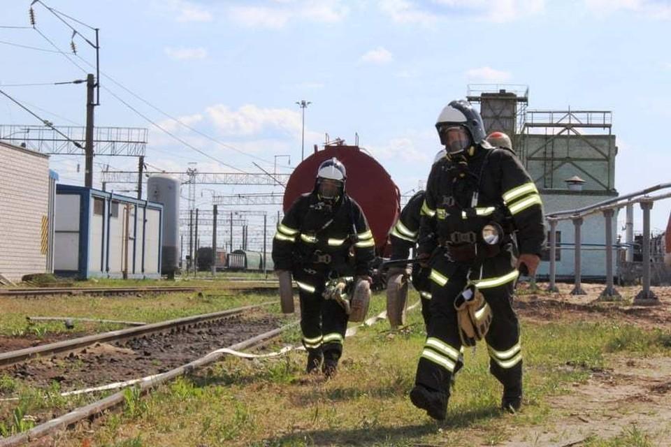 На МЖД созданы 1,5 тысяч км противопожарных минерализованных полос.