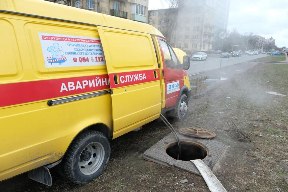 «Теплосеть Санкт-Петербурга» проведет испытания в Кировском районе города