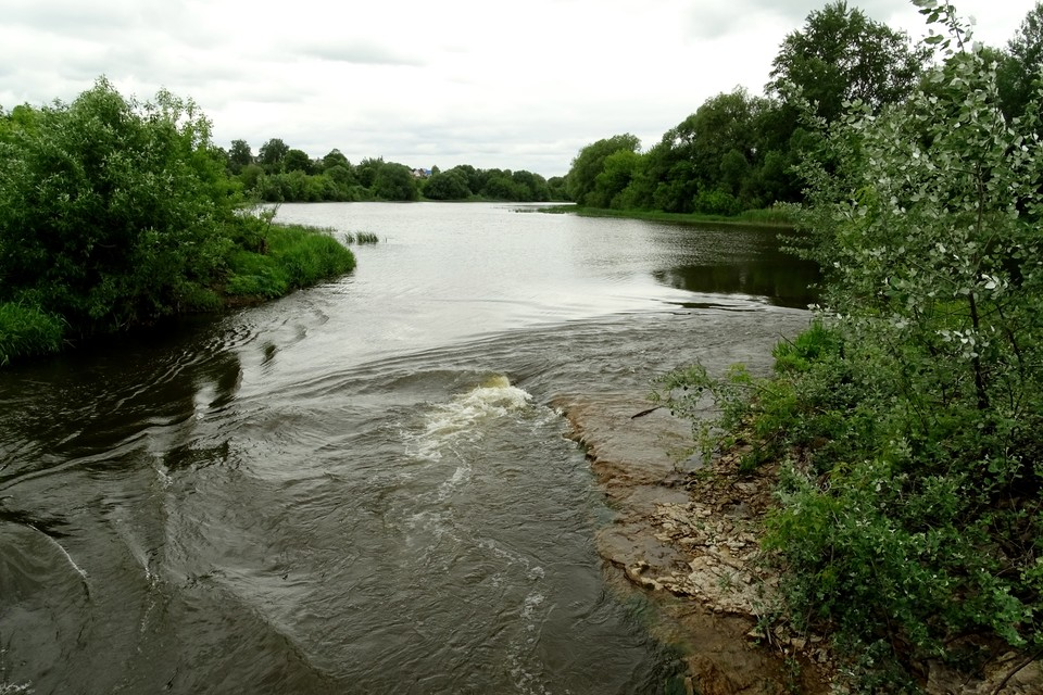 В Лебедянском районе расчистят реку Красивая Меча