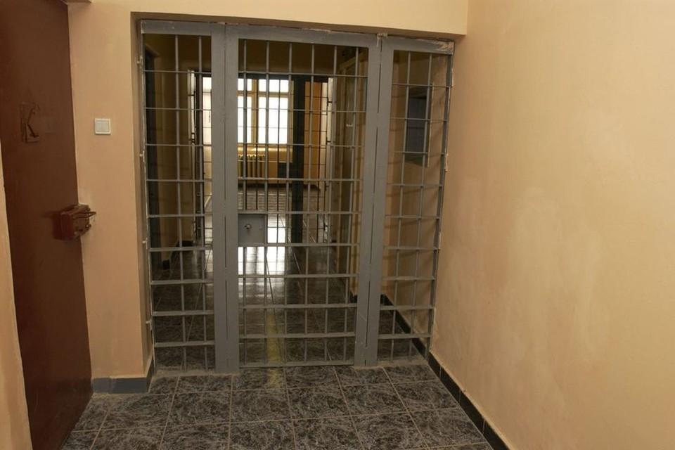 В камере СИЗО обнаружили мертвого мужчину.
