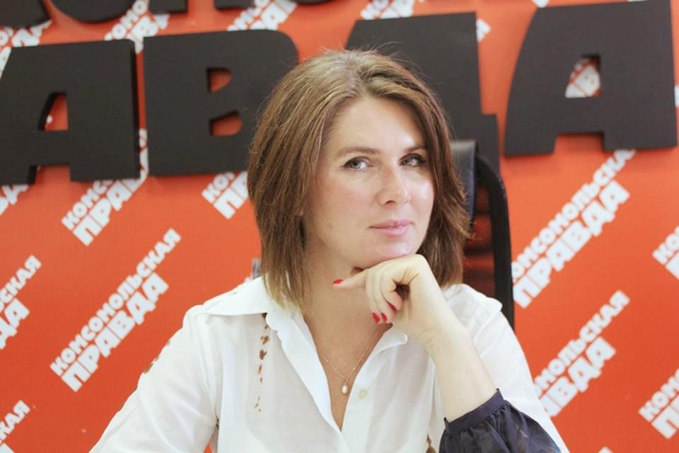 Наталья Пинус.
