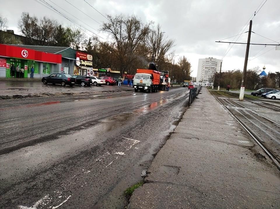 Работы пройдут в рамках национального проекта «Безопасные качественные дороги»