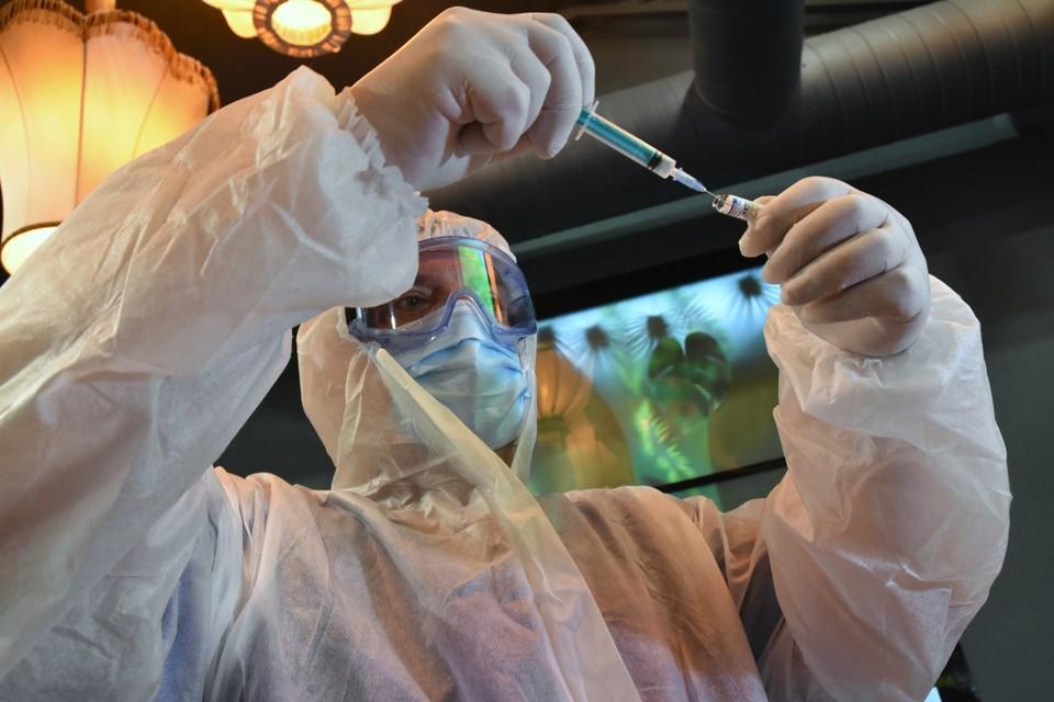 За сутки еще 369 человек заразились коронавирусом