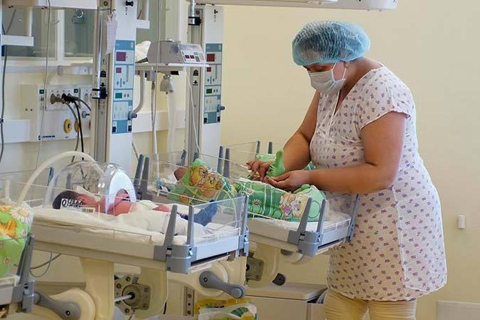 Лечить беременных с ковидом будут в роддоме №5.