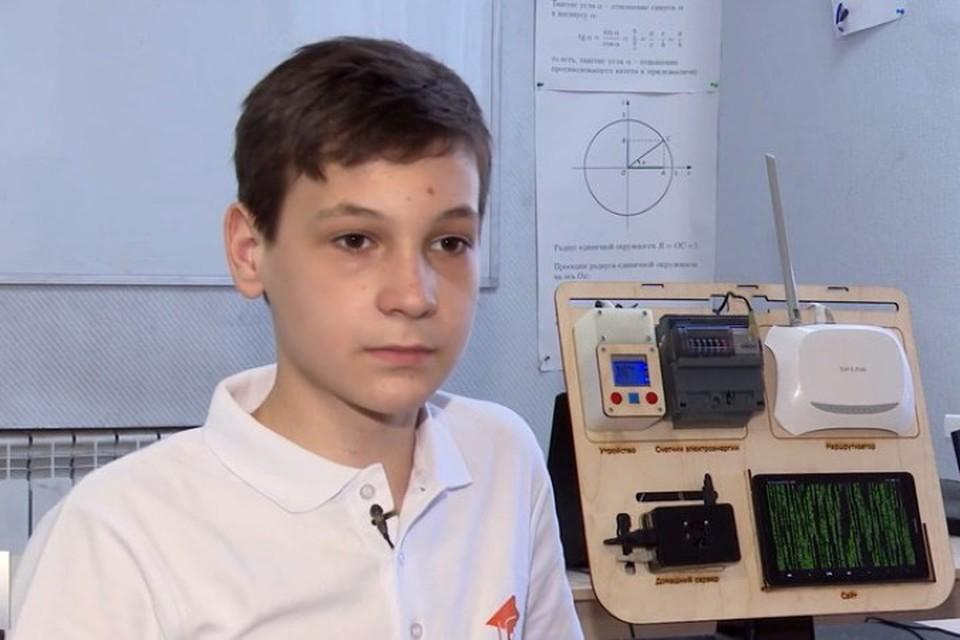 Изобретатель будет дорабатывать прибор и возможно выйдет с ним на коммерческий рынок. Фото: СЕЛИМОВ Артур