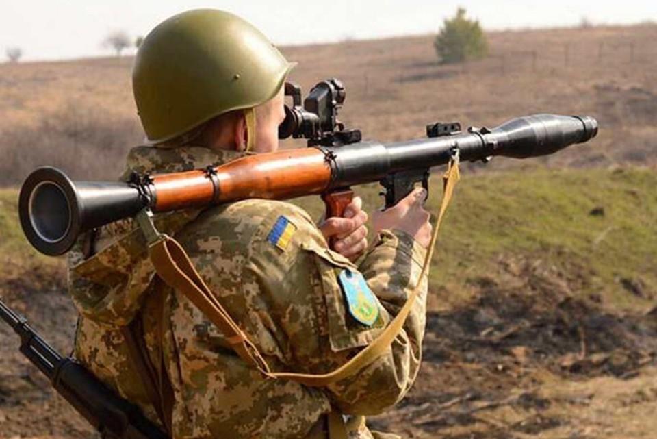 Украинские военные обстреляли Донецк, Горловку и Коминтерново. Фото: штаб ООС