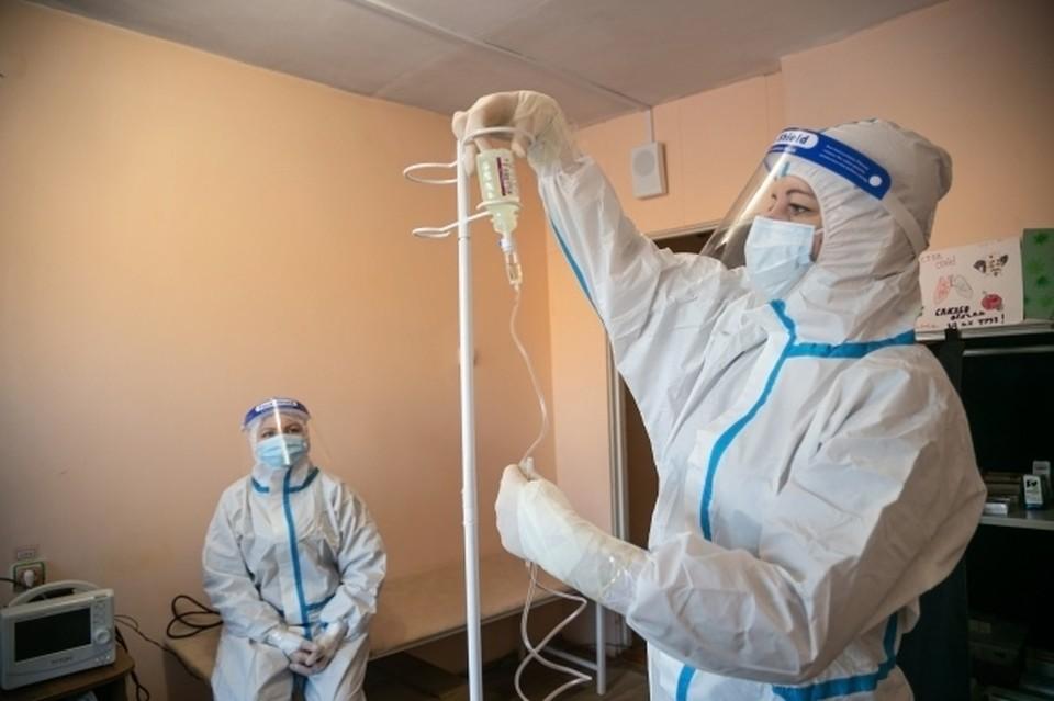 В Новосибирской области еще одну больницу перепрофилировали под ковид-госпиталь.