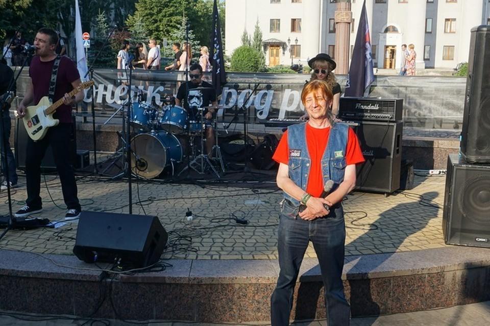 Эд Покров смог возродить рок-фестивали в родном городе