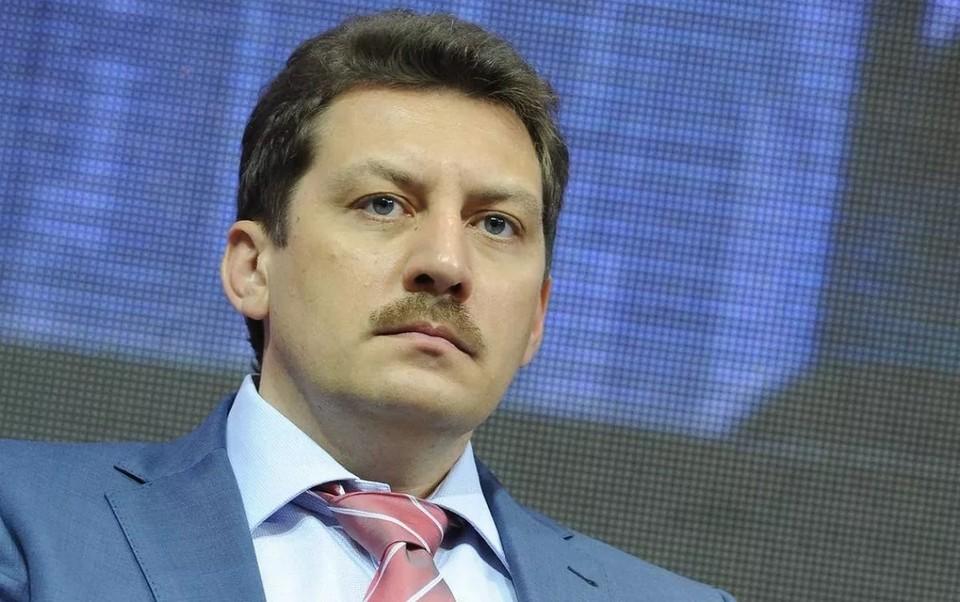 Директор управляющей компании «Финансовые активы» Евгений Юрченко. Фото: Сайт Главы ДНР
