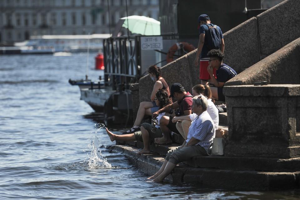 Последние новости в Санкт-Петербурге на 14 июля 2021 года