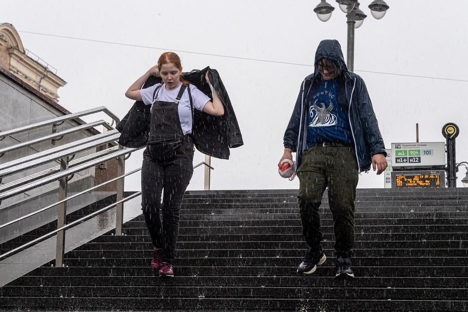 Синоптики прогнозируют похолодание в ближайшие дни.