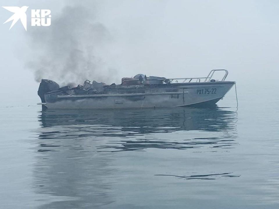Один человек погиб при взрыве катера в Шантарском нацпарке в Хабаровском крае.