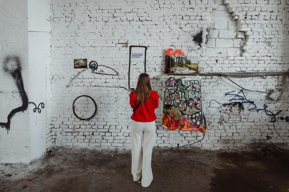 """В Тюмени известные художники оставят стрит-арты на 15 домах. Фото предоставлено """"КП""""."""