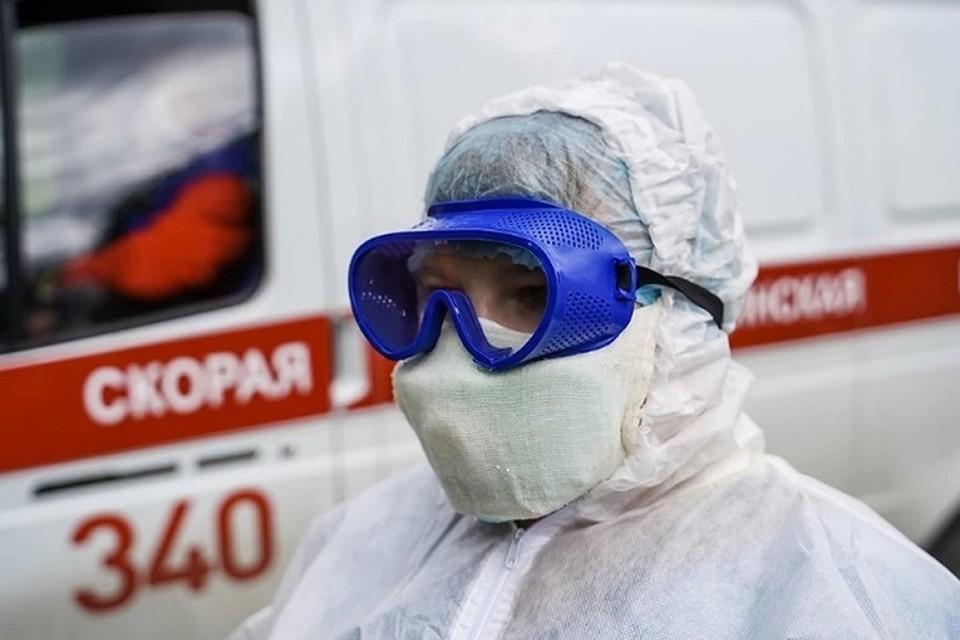 В Альметьевском кожвендиспансере снова развернули госпиталь для коронавирусных больных.