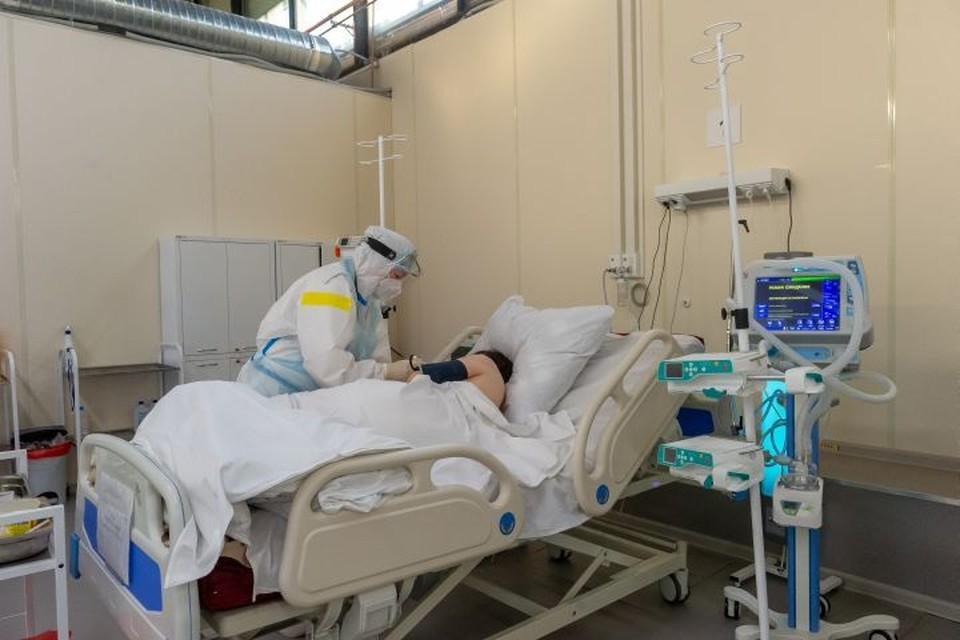 В Свердловской области за сутки зарегистрировали 461 новый случай COVID-19.