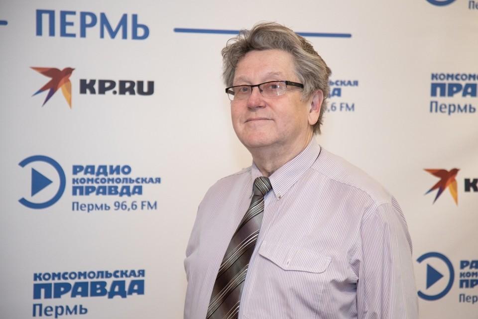 Главный эпидемиолог Пермского края Вадислав Семериков: Нам потребуется около 150 тысяч комплектов для вакцинации