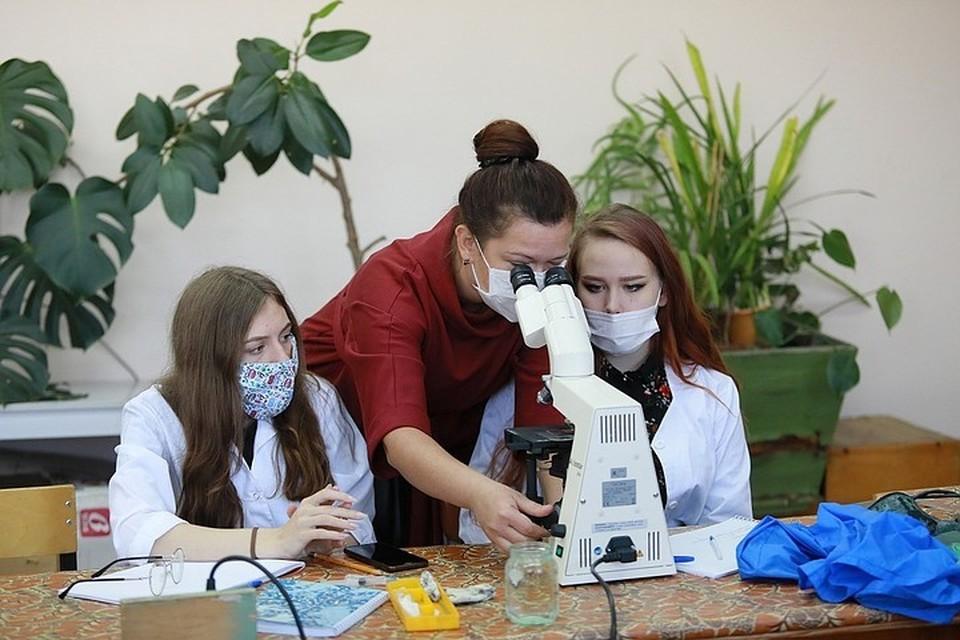 Талантливых студентов поддержат в СФУ.