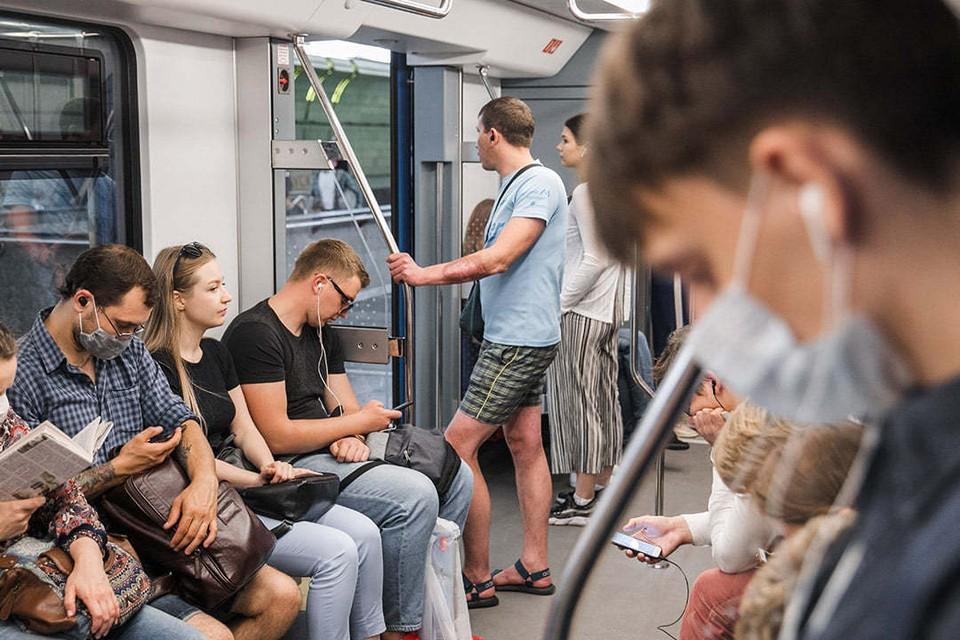 В минском метро произошла задержка движения из-за упавшего на рельсы человека. Фото носит иллюстративный характер.