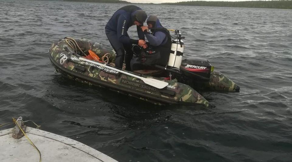 На реке Ханты-Мансийского района нашли тела мужчин Фото: КУ «Центроспас-Югория»