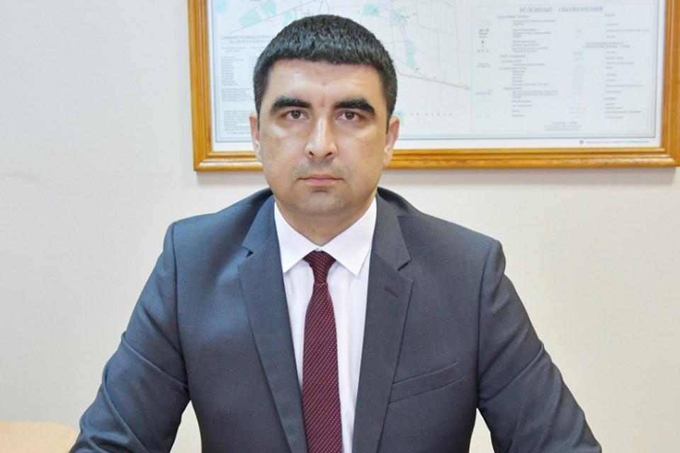 Новый руководитель уже вступил в должность. Фото: сайт администрации Аксайского района