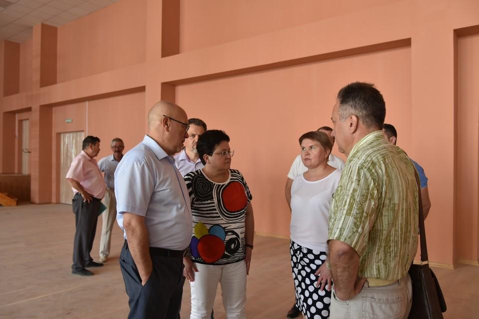 В Астрахани откроют школу с доступом для маломобильных учеников