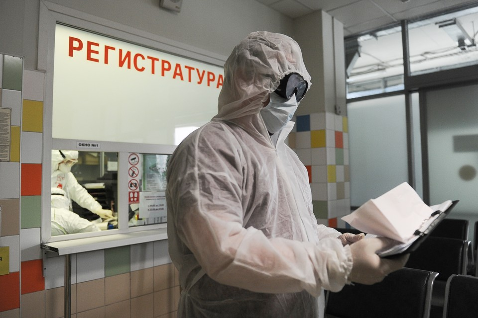 38 тысяч петербуржцев обследовали на ковид за сутки.