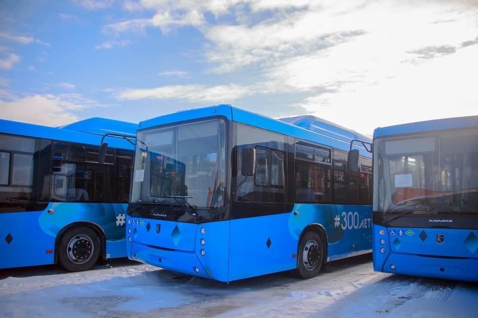 В Кемерове на выходные ограничат движение автомобилей и общественного транспорта. Фото: АПК.