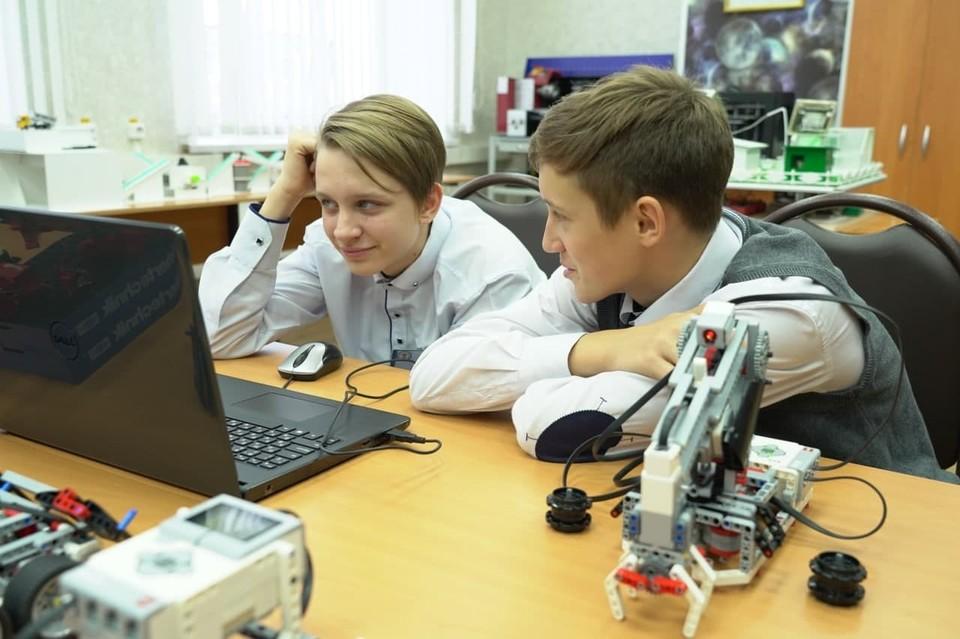 В Кузбассе выделят 163,2 миллиона рублей на детские кружки и секции. Фото: АПК.