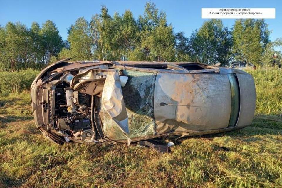 По искореженному после ДТП автомобилю можно судить о степени серьезности полученных травм