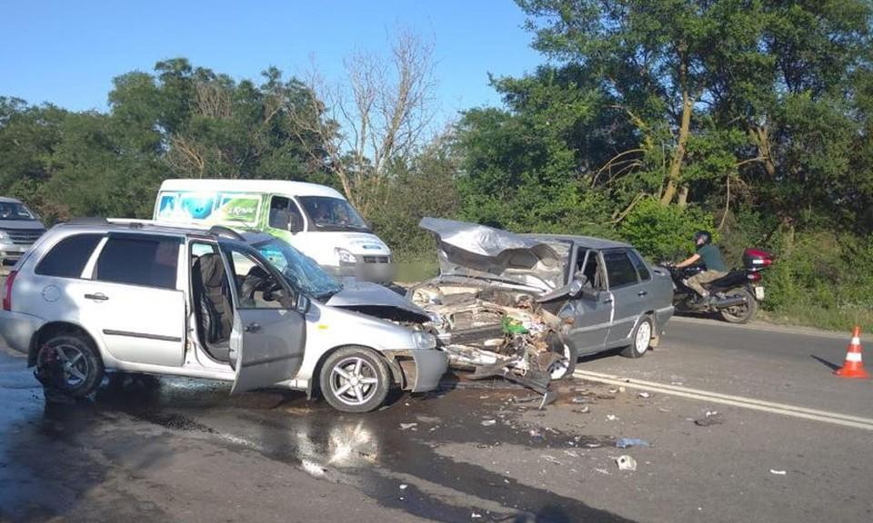 Инцидент едва не закончился трагедией. Фото: 82.мвд.рф