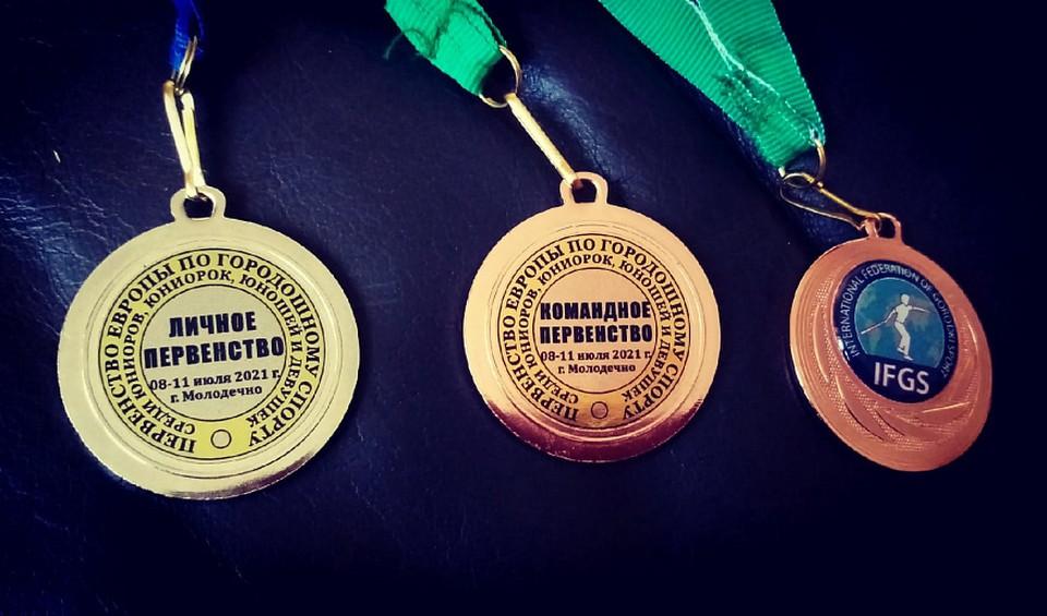 Тульские городошники завоевали 9 медалей на Первенстве Европы