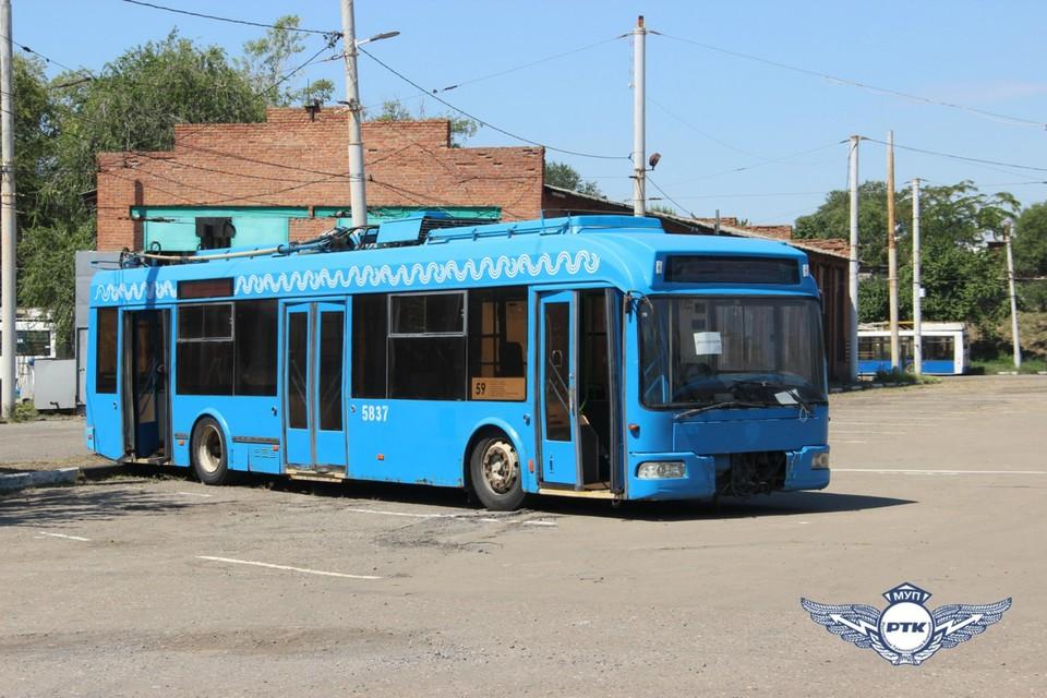 По мосту Малиновского запустят троллейбусы