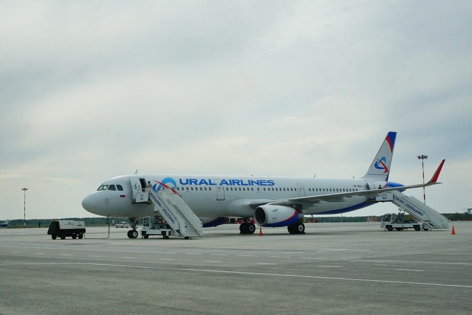 Самолет в Сочи должен был вылететь из Кольцово еще утром
