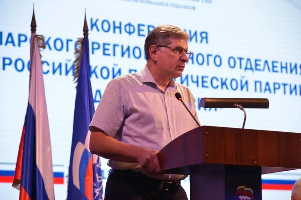 Виктор Кузнецов заявил, что партия взяла в работу те предложения, которые сможет выполнить