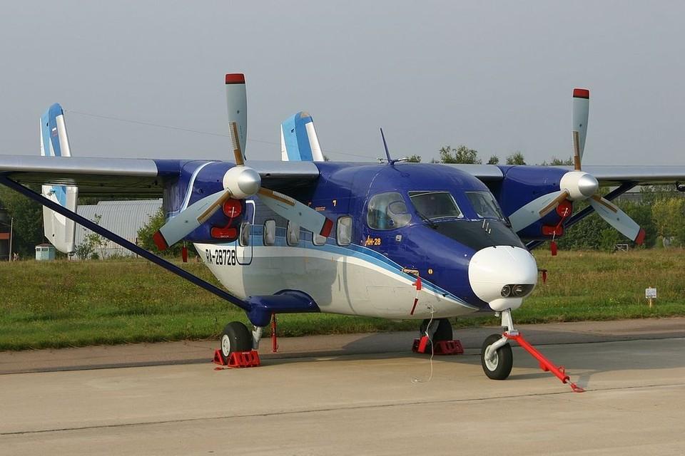 Самолет совершил жесткую посадку в 70 км от Томска. Фото: Сергей Рябцев.