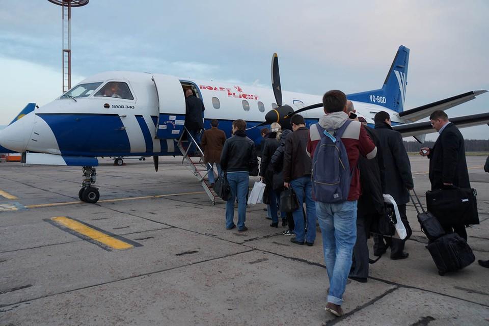 При низкой плотности населения России без малой авиации не выжить